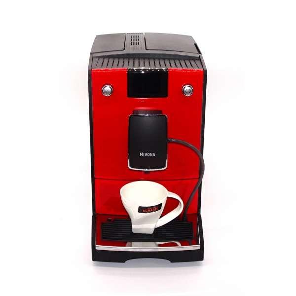 Nivona CafeRomatica 769 signalrot RAL : 3001 direkt vom Nivona Fachhandel