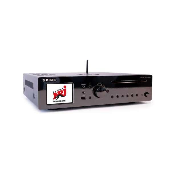 Audio Block CVR-100+ MK II Chrom, Neu vom Fachhandel