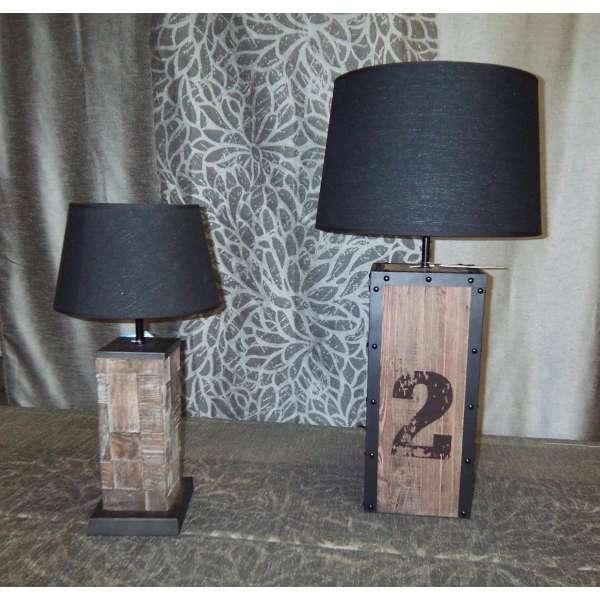 Tisch/Regallampe Designer-Lampe