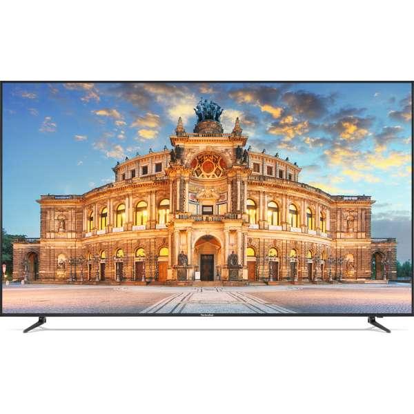 TechniSat TechniVista 65 ti LED-TV UHD 4K Twin DVB-T/C/S USB Rec.CI+ HEVC
