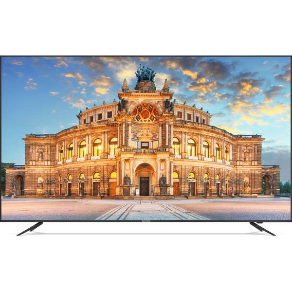 TechniSat TechniVista 75 ti LED-TV UHD UHD 4K Twin Neu & Original vom Fachandel