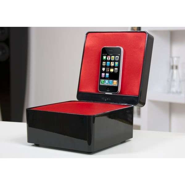 Tangent Pearl-Box iPhone / iPod-Docking-Station, Neu & Original vom Fachhandel