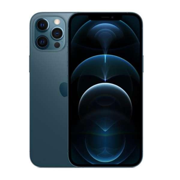 Apple iPhone 12 Pro Max 128GB Pazifikblau, Neu vom Fachhandel