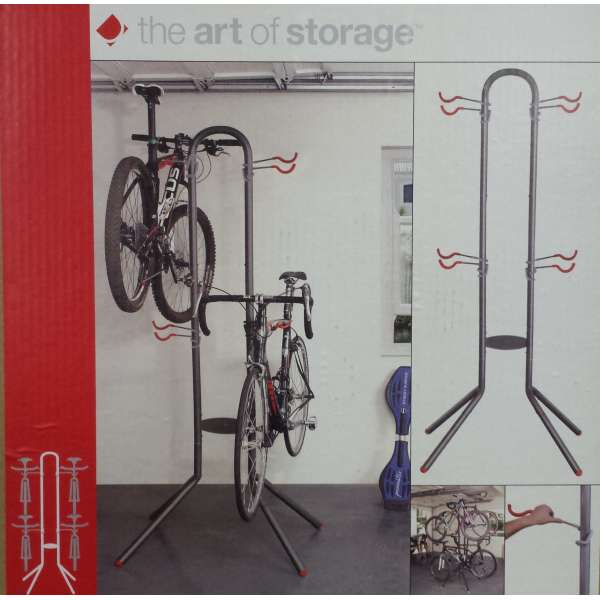 Rugged Rack freihstehender Fahrradständer Neu und Original