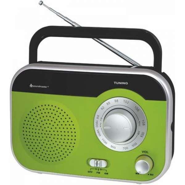 Soundmaster Radio TR 410GR grün, Neu vom Fachhandel