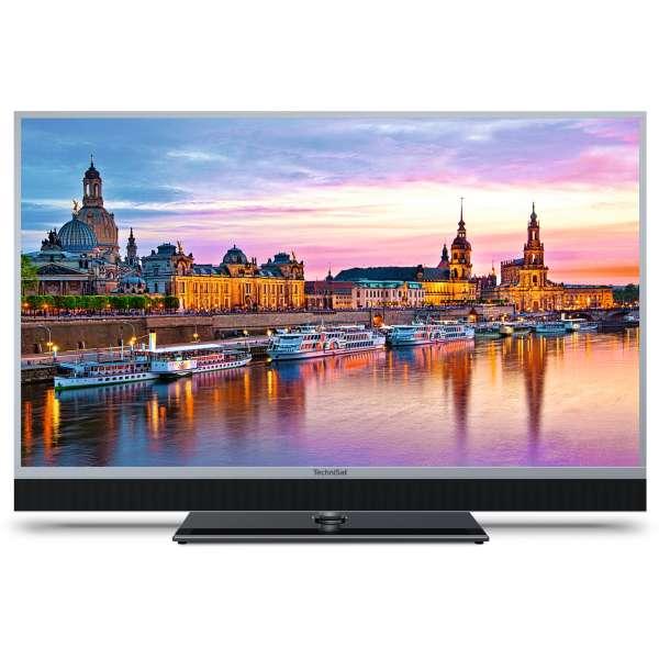 Technisat Technivista 55 SL HEVC LED-TV UHD 4K Twin DVB-T/C/S USB Rec.CI+