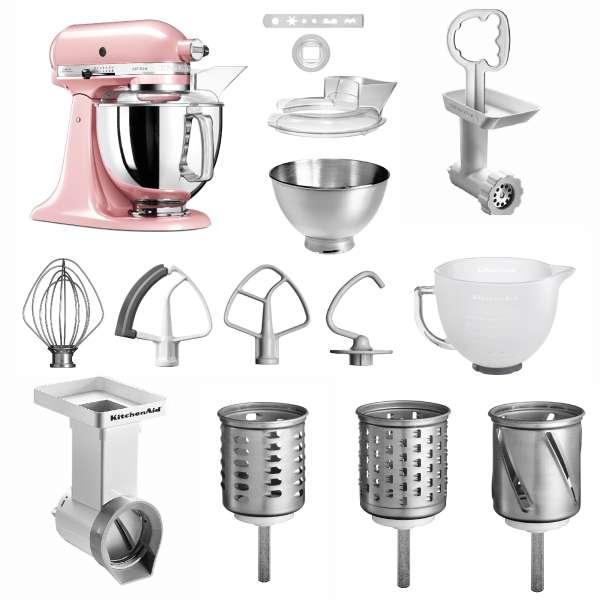 KitchenAid 5KSM175PSESP Pink
