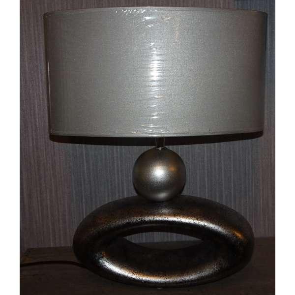 Schirm-Lampe Formano Ellipse und Kugel neu und original