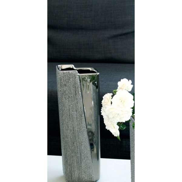 Gilde schlanke Vase Victory 30 cm