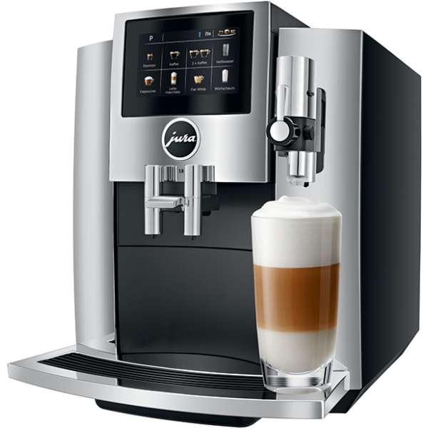 Jura S8 Kaffeevollautomat 15380 chrom, Neu vom Fachhändler