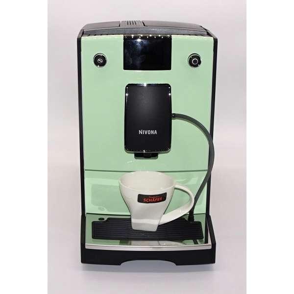 Nivona CafeRomatica 759 weißgrün RAL : 6019