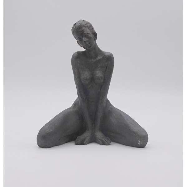 Gilde Skulptur Nudisten