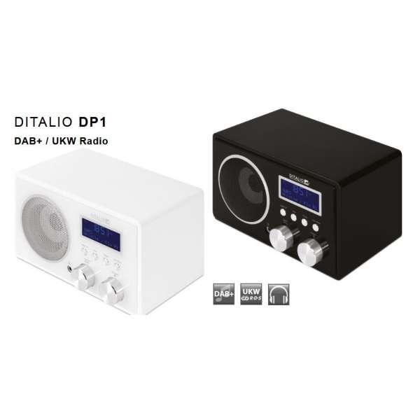 Aqiston Digital Ditalio DP1DAB+ / UKW Radio neu und original