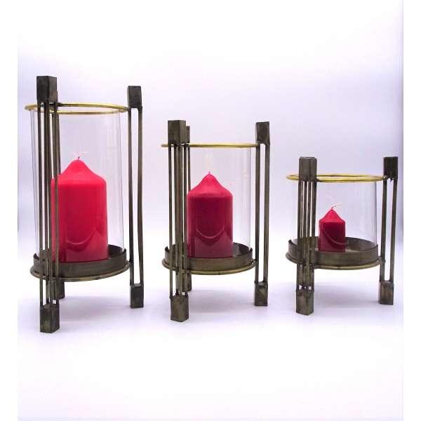 Cor Mulder Kerzenständer als 3.Set