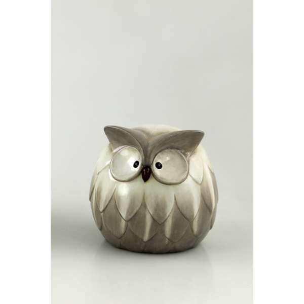 Goldbach Keramik Eule breite form
