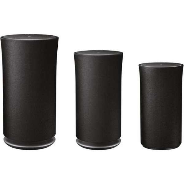 Samsung WAM3500/EN schwarz *BS+* Multiroom Speaker OLED, Neu & Original vom Fachhandel
