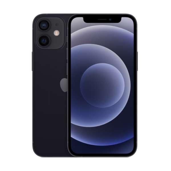 APPLE iPhone 12 mini 64 GB Schwarz Dual SIM, Neu und Original vom Fachhandel