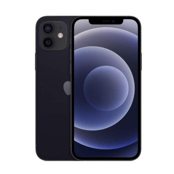 Apple iPhone 12 64 GB schwarz, Neu vom Fachhandel