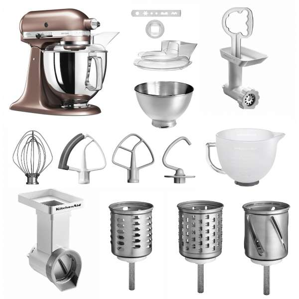 KitchenAid Artisan 5 KSM 175 PSEAP SET