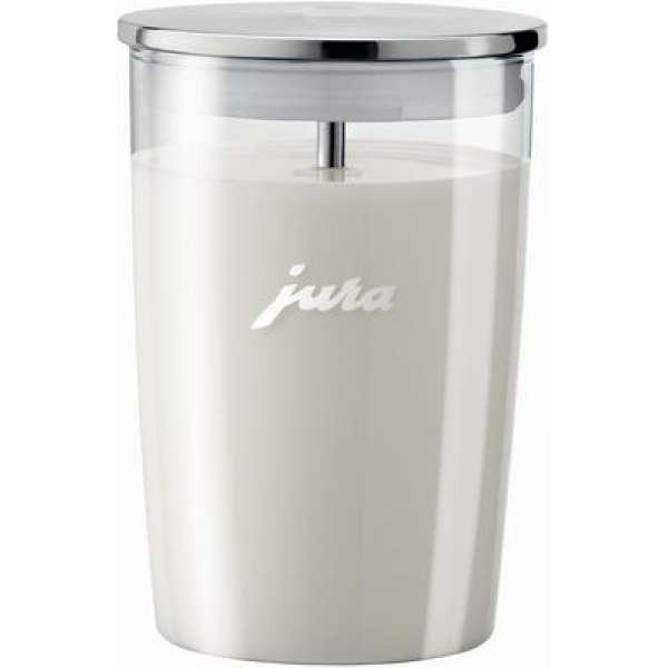 Jura Glas Milchbehälter, Neu vom Fachhändler