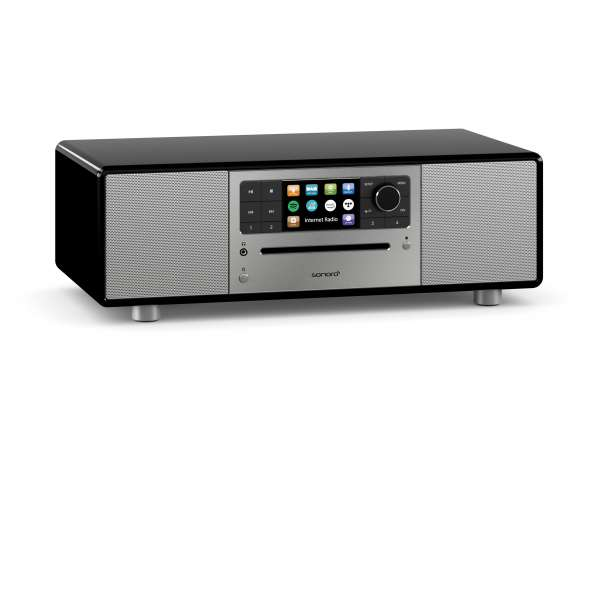 Sonoro Prestige Musiksystem, B-Ware (Nur Karton beschädigt)
