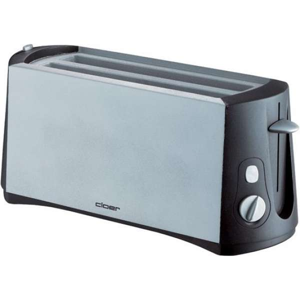 Cloer Toaster 3710, 4 Scheiben, Neu vom Fachhandel