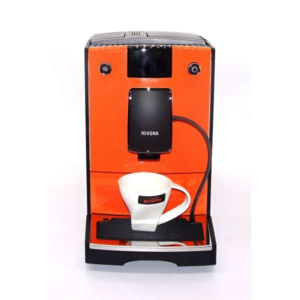 Nivona CafeRomatica 769 Lachsorange RAL : 2012 direkt vom Nivona Fachhandel