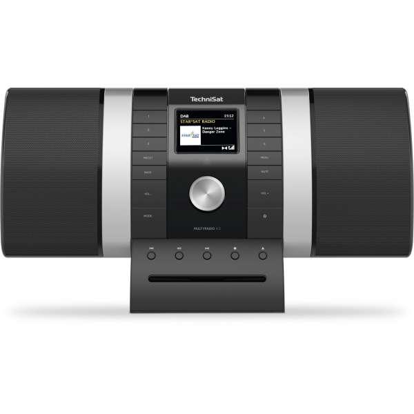 DAB+/UKW/Internet-Stereoradio mit CD-Player, Neu vom Fachhandel