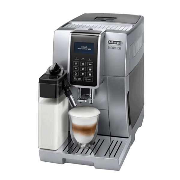De Longhi ECAM 350.75.S Kaffeevollautomat sofort Lieferbar