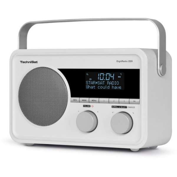 Technisat DIGITRADIO 220 weiß