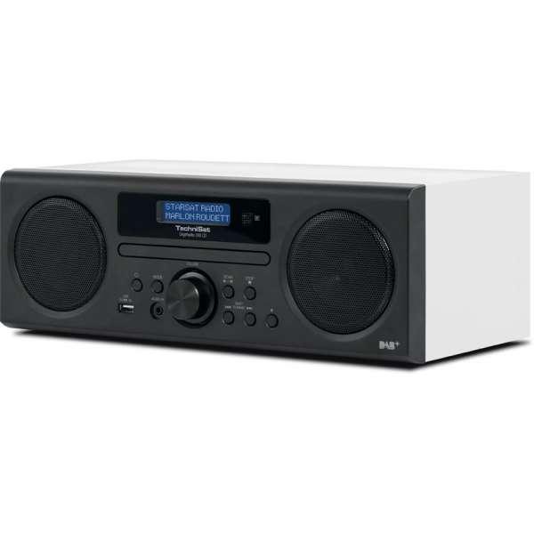 TechniSat DIGITRADIO 350 CD weiß