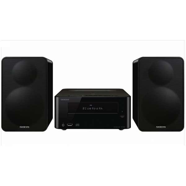 Onkyo CS 265 Micro Stereoanlage schwarz