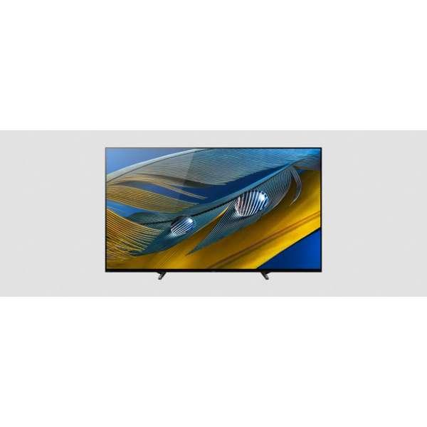 SONY XR55A80JAEP LED-TV OLED UHD 4K Twin Triple Tuner DVB-T2/C/S2 Google TV