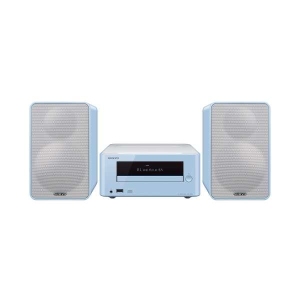 Onkyo CS 265 Micro Stereoanlage blau