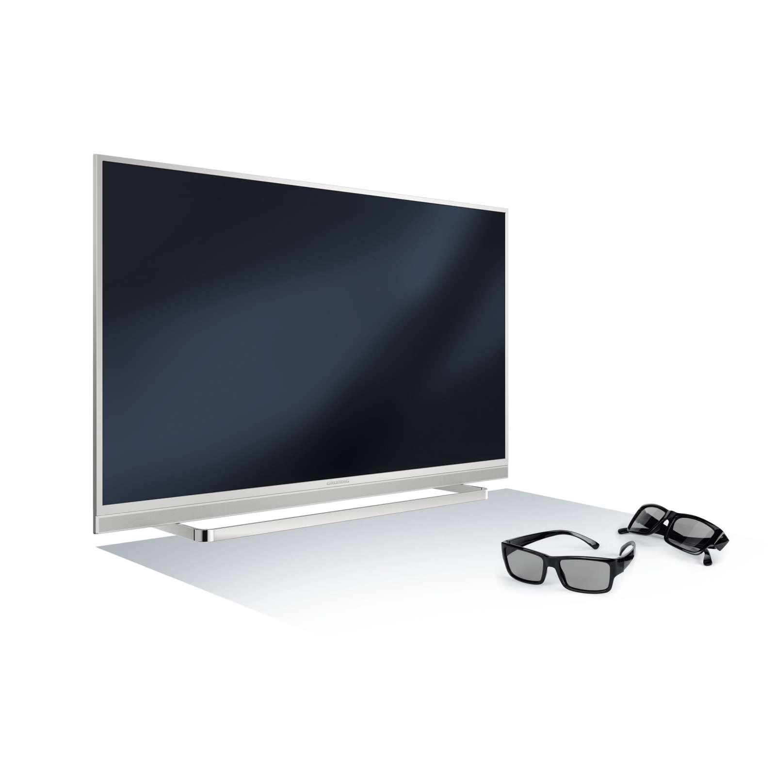55 zoll grundig tv led fernseher elektro risch. Black Bedroom Furniture Sets. Home Design Ideas