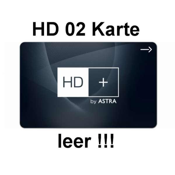 HD Plus Karte HD02 abgelaufen leer