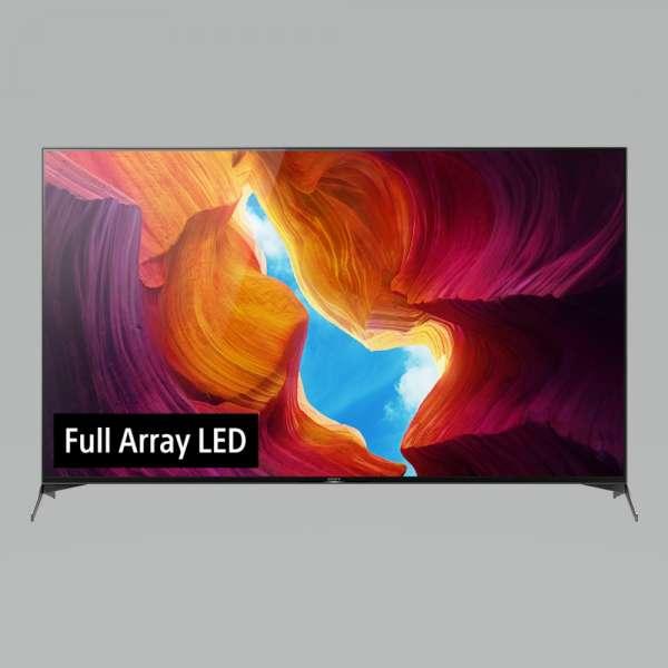 SONY KD65XH9505BAEP LED-TV UHD 4K Twin