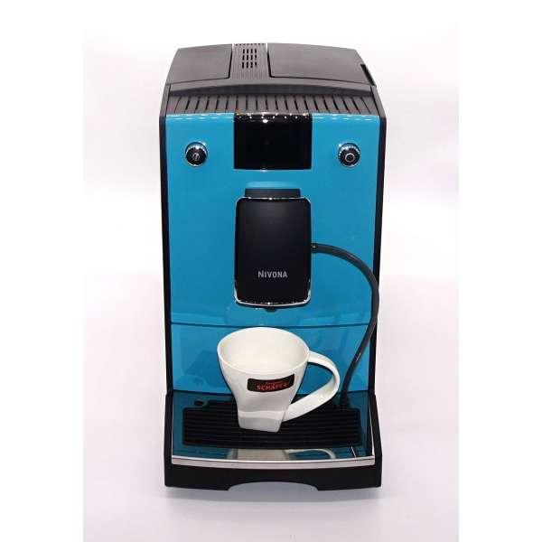 Nivona CafeRomatica 779 türkisblau RAL : 5018