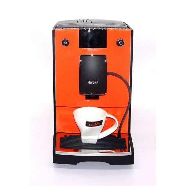 Nivona CafeRomatica 789 Lachsorange RAL : 2012