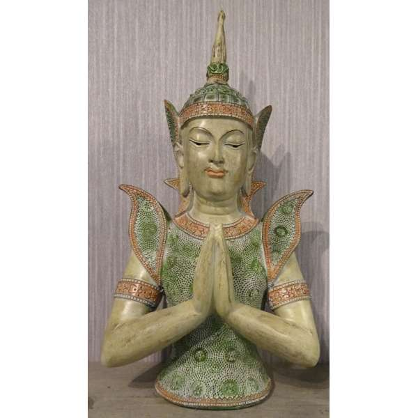 Formano Büste Thai Buddha