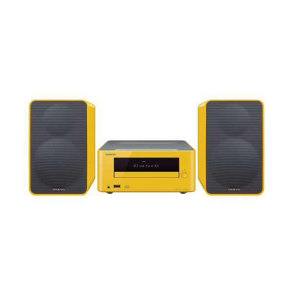 Onkyo CS 265 Micro Stereoanlage gelb