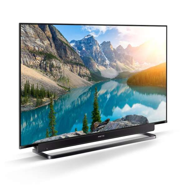 Metz Blue 65MUB8001 sw LED-TV, Neu vom Fachhandel