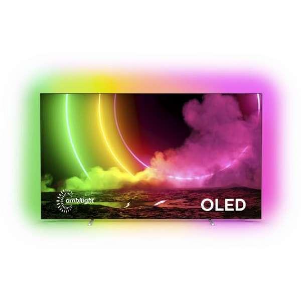 Philips 55OLED806/12 LED-TV Android OLED UHD DVB-T2HD/C/S2 Ambilight Alexa