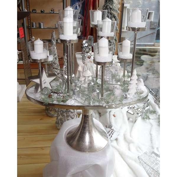 CorMulder Kerzenständer (Ohne Deko) - Dekorationsbeispiel