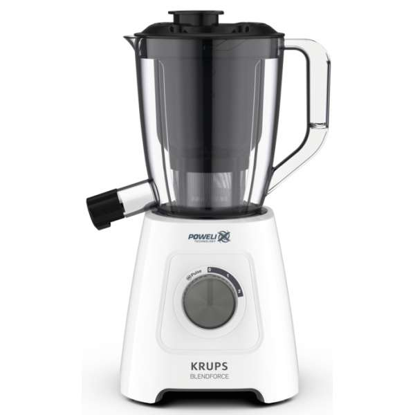 Krups KB42Q110 Blendforce 2in1 Standmixer, Neu vom Fachhandel