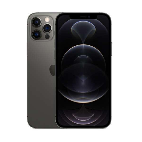 """Apple iPhone 12 Pro 256GB \""""Graphit\"""", Neu vom Fachhändler"""