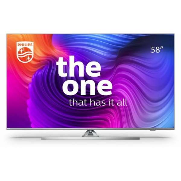 Philips 58PUS8506/12 LED-TV Android UHD DVB-T2HD/C/S2 Ambilig. Alexa THE ONE