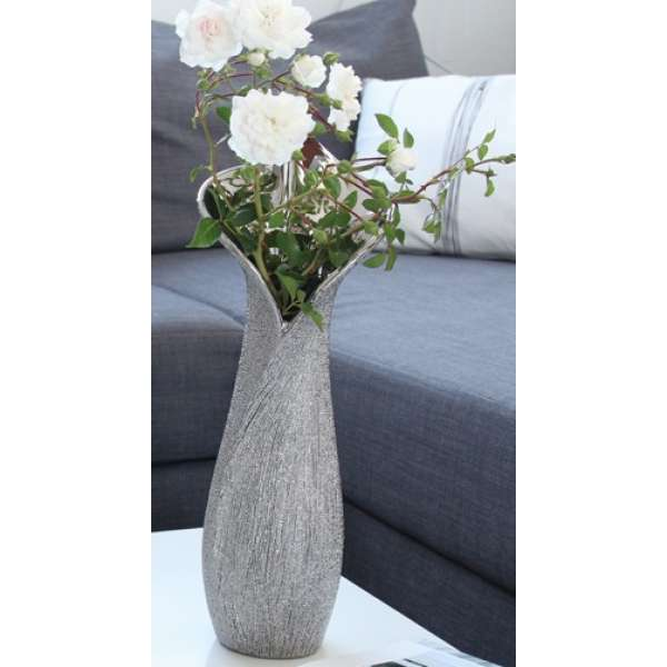 Gilde Keramik Vase Victory 40 cm