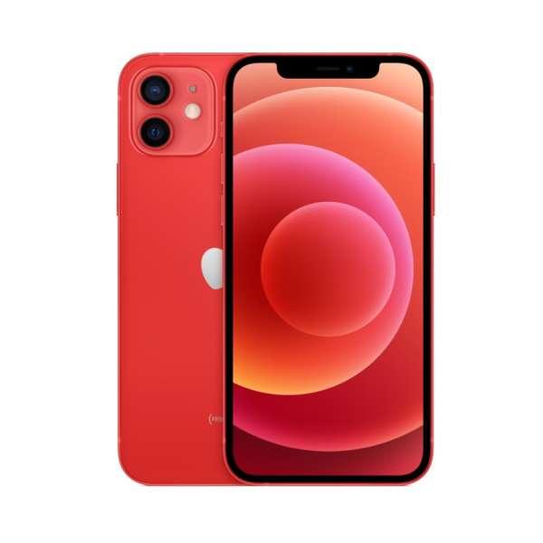 Apple iPhone 12 64 GB rot, Neu vom Fachhandel