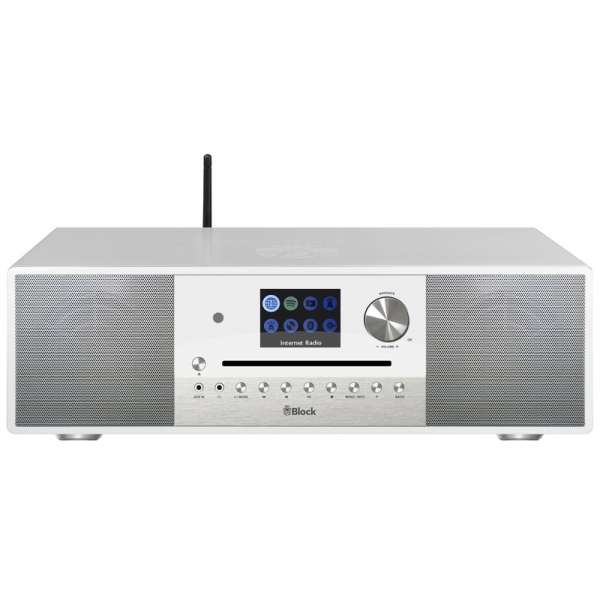 AudioBlock SR-100 Smartradio - Weiß